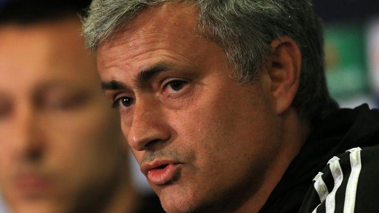 Jose Mourinho: Considered England role