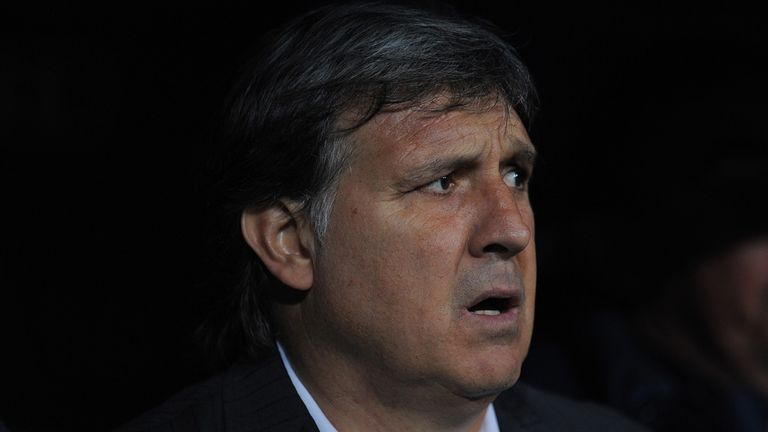 Things look bleak for Barcelona coach Gerardo Martino