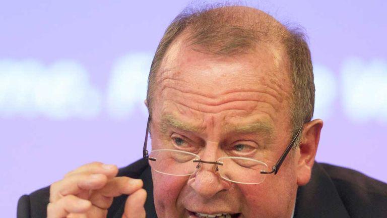 Michel D'Hooghe: FIFA medical chief