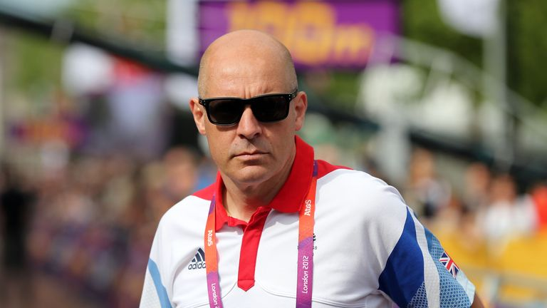 Sir Dave Brailsford left his role as British Cycling performance director in April