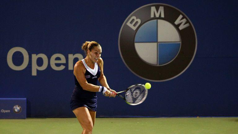 Dominika Cibulkova: Has already reached three finals in 2014