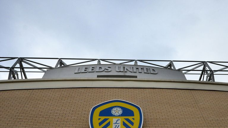 Leeds: Ordered to repay £1m loan