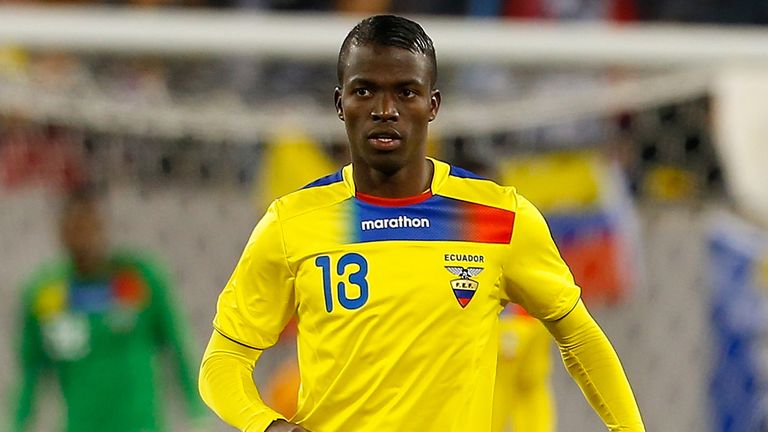 Enner Valencia: West Ham's latest signing