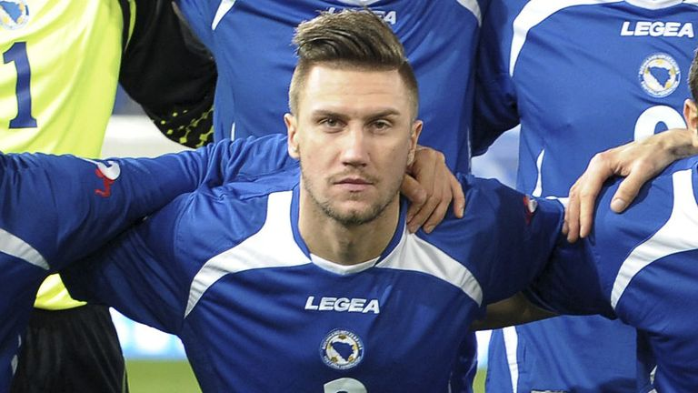Ermin Bicakcic: Joined Hoffenheim on a three-year deal