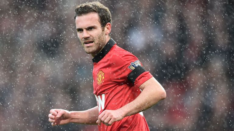 Juan Mata: Says that Manchester United must improve their home form
