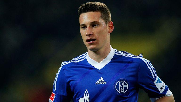 Julian Draxler: Not leaving Schalke this season