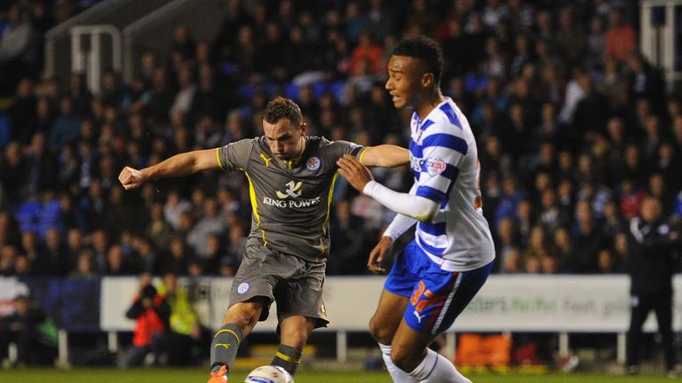Danny Drinkwater: Thumps in Leicester's leveller