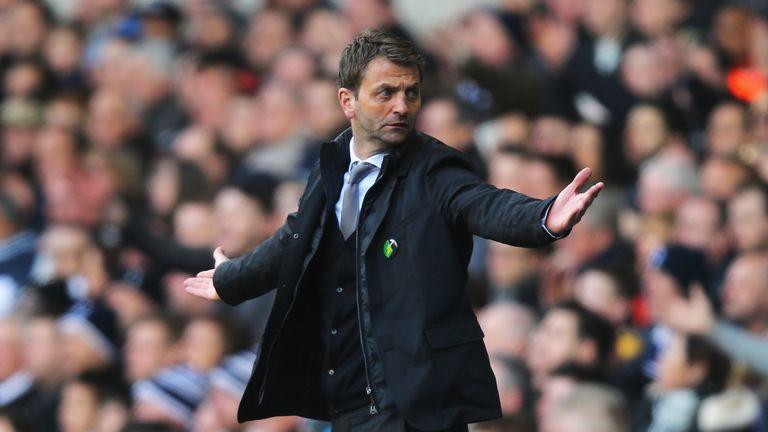 Tim Sherwood: Focusing on football rather than his Tottenham future