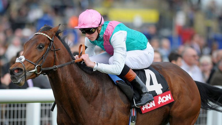 Kingman: The best miler in Europe