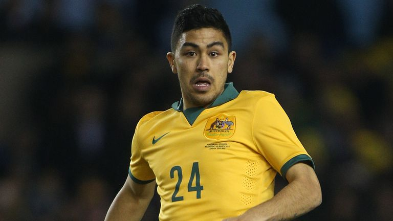 Massimo Luongo: Has already been the subject of one bid from Rotherham