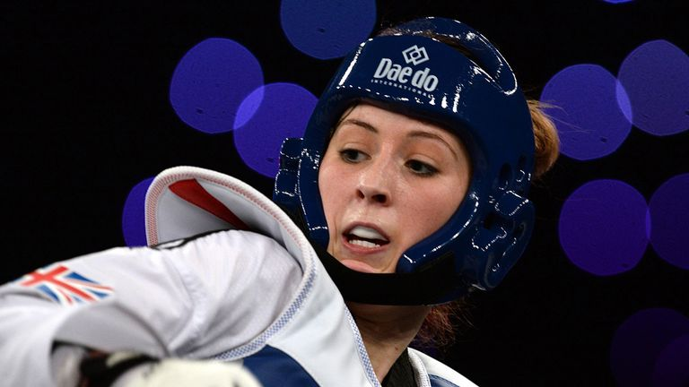 Jade Jones: Beaten in European final