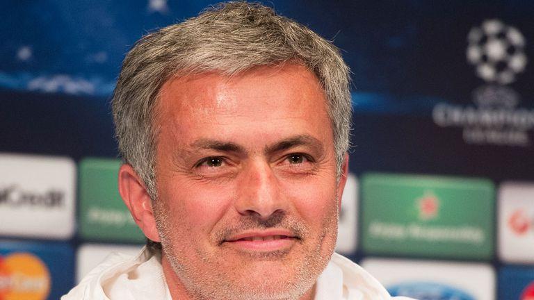 Jose Mourinho: Relishing return leg against Paris Saint-Germain