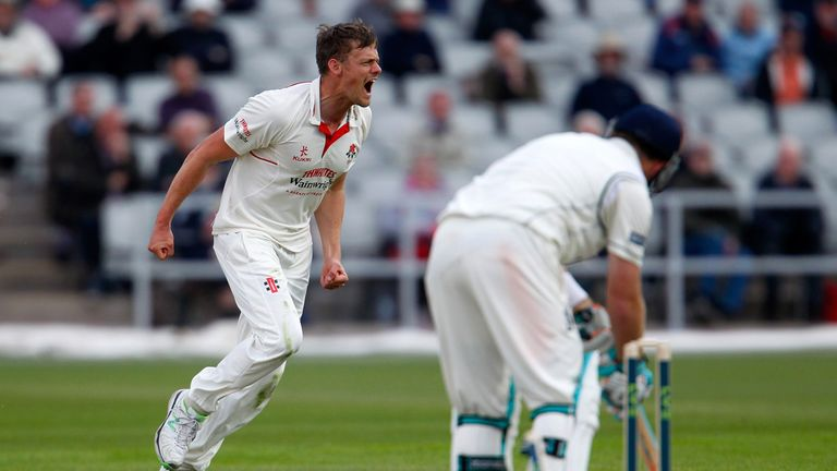 Wayne White: Available for Derbyshire's remaining County Championship game.