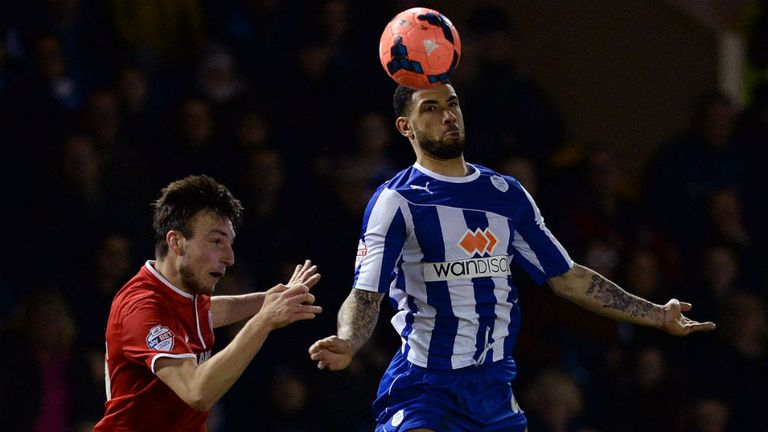 Morgan Fox: Made his Charlton bow in an FA Cup clash with Sheffield Wednesday
