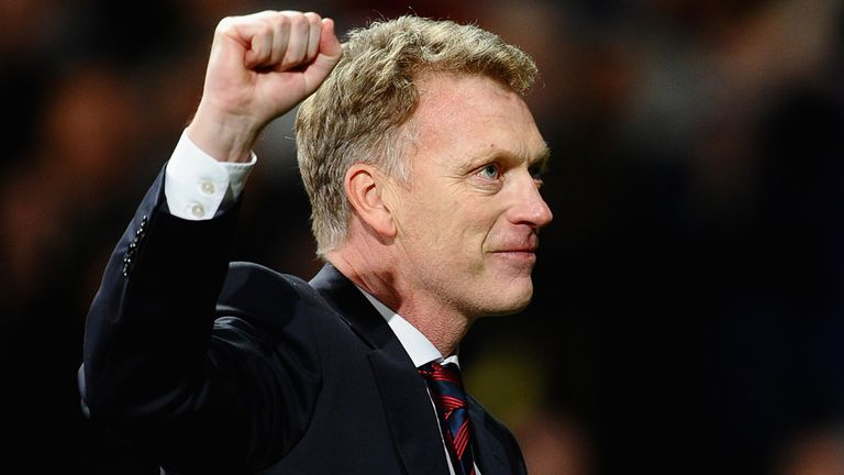 David Moyes: To be quizzed by police in connection with an assualt