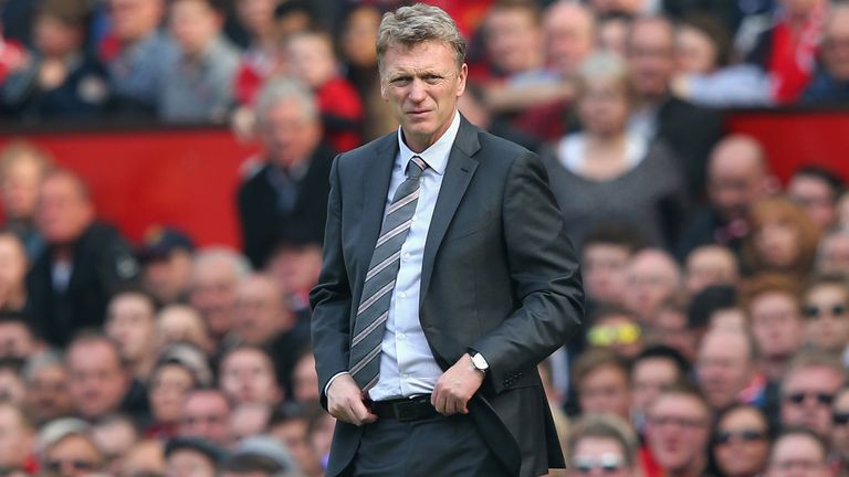 David Moyes: Off-stage moves for big-name players came to nothing