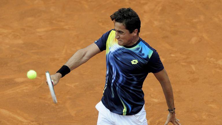 Nicolas Almagro: Finally beat Rafael Nadal at the 11th attempt