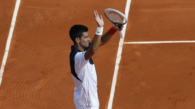 Novak Djokovic: Took just 45 minutes to dispatch Albert Montanes