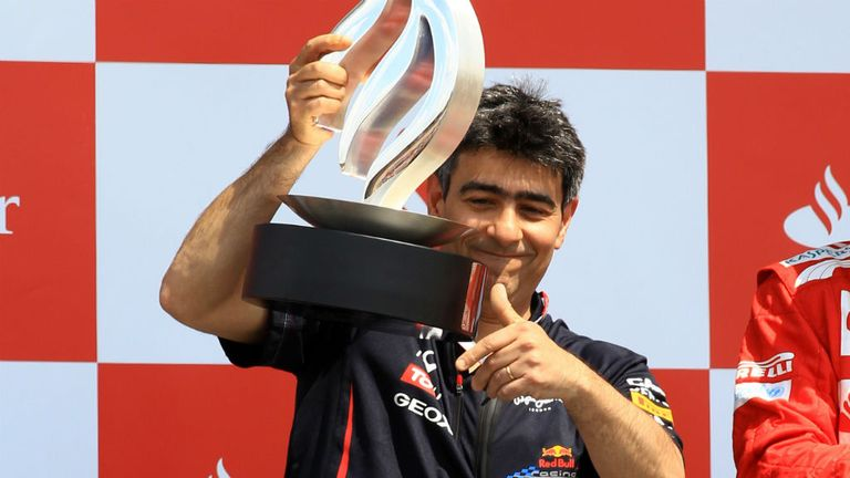 Peter Prodromou is returning to McLaren