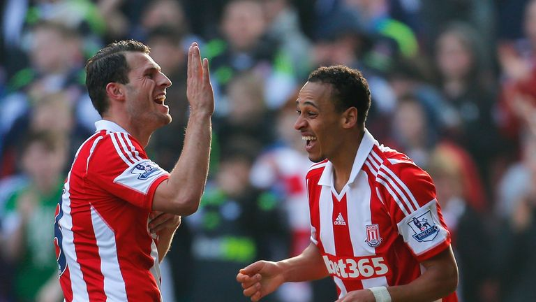Erik Pieters (L): Scored only goal in win over Newcastle