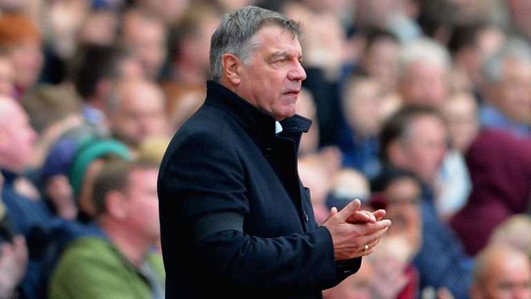 Sam Allardyce: West Ham manager has been criticised in some quarters recently