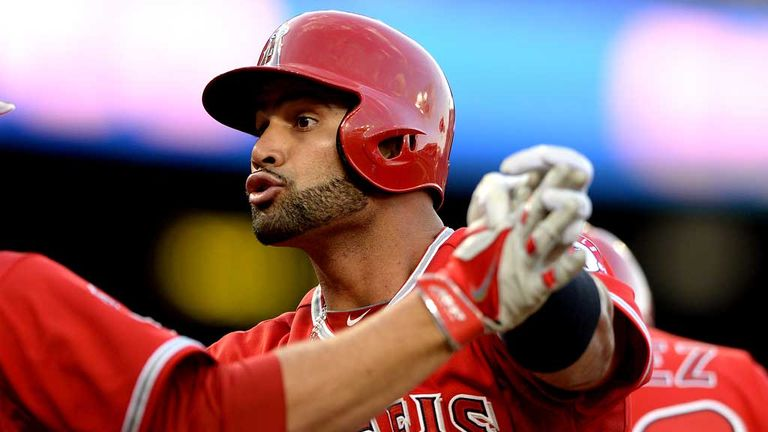 Albert Pujols: 500 home runs for veteran slugger