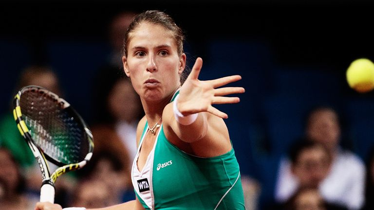 Johanna Konta: Briton is two wins away from place at the French Open