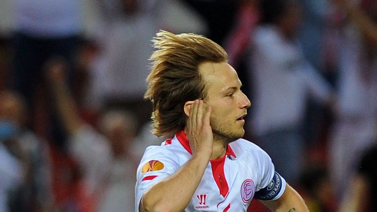 Ivan Rakitic: Target for Atletico Madrid, Barcelona and Real Madrid