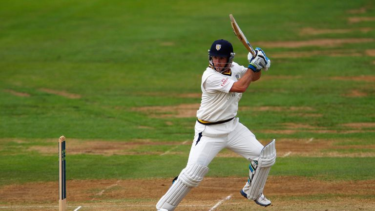 Will Smith: Scored 82 for Hampshire