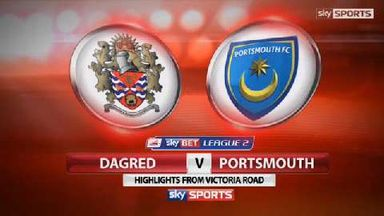 Dag & Red 1-4 Portsmouth