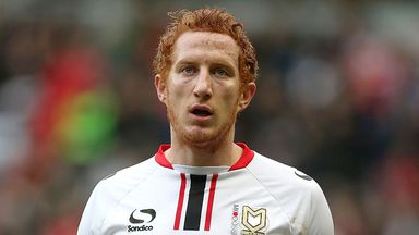 Dean Lewington: Faces late fitness test