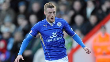 Jamie Vardy: In talks over new four-year deal