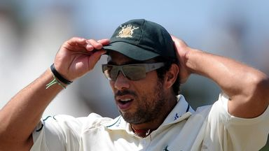 Andre Adams: Hampshire stint before coaching career starts
