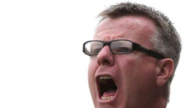 Andy Awford: None too pleased