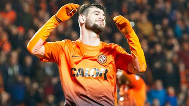 Nadir Ciftci: Dundee United striker is looking forward to the Scottish Cup semi-final