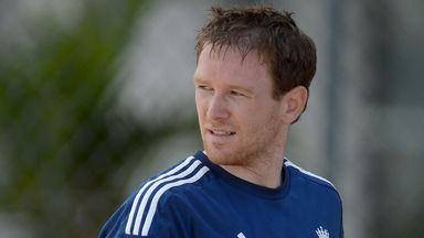 Eoin Morgan: Eyeing a return to the England Test side