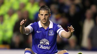 Kevin Mirallas: Won admiration of his manager
