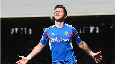 Shane Long: Has joined Southampton for £12million