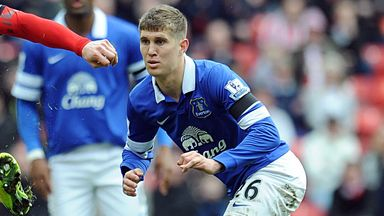 John Stones: Has flourished under Roberto Martinez at Everton