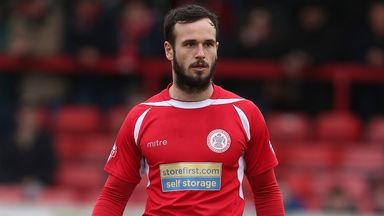 Lee Molyneux: Back at Accrington