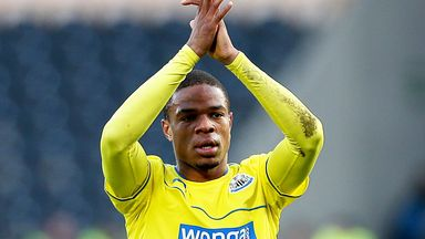 Loic Remy: Newcastle have been struggling for goals in the striker's absence