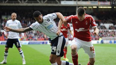 Carlos Edwards: Winger would be keen to stay at Millwall