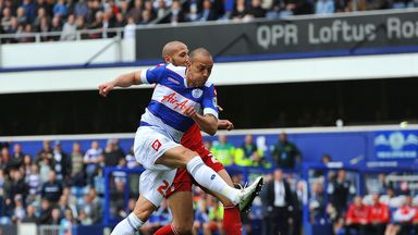 Bobby Zamora: QPR striker has signed a new deal with the club