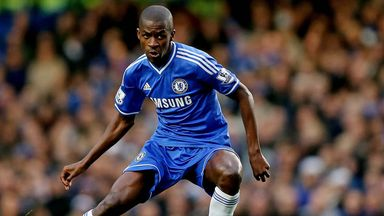 Ramires: Remains a key figure at Stamford Bridge