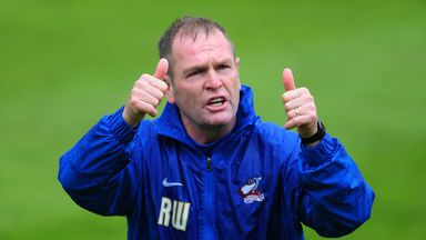 Russ Wilcox: Magnificent performance