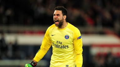 Salvatore Sirigu: Secured extended stay in Paris