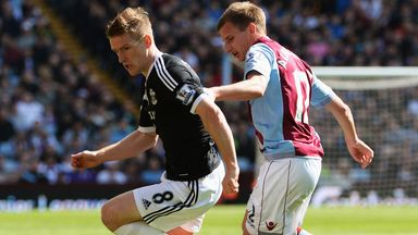 Marc Albrighton: Helped Aston Villa pick up a point against Southampton