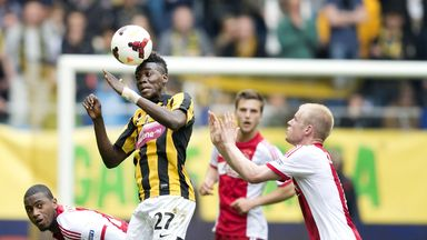 Bertrand Traore: Back with Vitesse