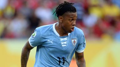 Abel Hernandez: Palermo have not received any offers for Uruguay striker