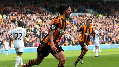George Boyd: Scored Hull City's winner against Swansea on his return to action
